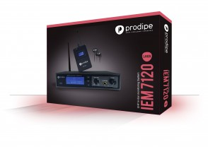 PRODIPE IN EAR MONITOR  IEM7120