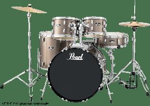 PEARL ROADSHOW ROCK 22 5FUTS BRONZE METALLIC