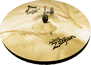 ZILDJIAN A CUSTOM HI HATS 14 MASTERSOUND