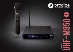 PRODIPE UHF M850 DSP SOLO