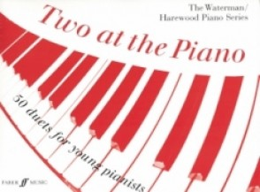 WATERMANN F./HAREWOOD M. TWO AT THE PIANO 4 MAINS