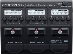 ZOOM GCE−3 USB INTERFACE AUDIO