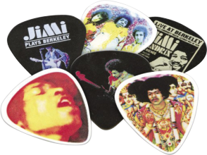 MEDIATORS DUNLOP COLLECTOR JIMI HENDRIX JH-PT01M