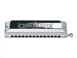 HARMONICA SUZUKI CHROMATIX SCX56 14 TROUS RE