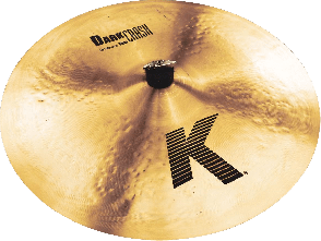 ZILDJIAN K' CRASH 19 DARK THIN