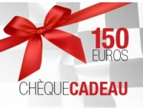 CHEQUE CADEAU DE 150€