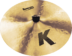 ZILDJIAN K' CRASH 16 DARK THIN