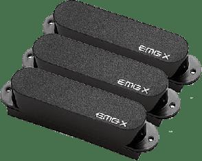 MICRO GUITARE EMG S-X-SET CERAMIC