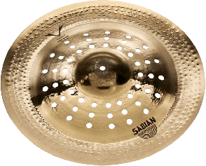 SABIAN VAULT CHINESE 19 HOLY CHINA CHAD SMITH