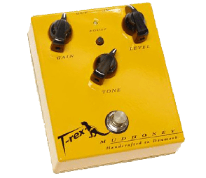 T-REX MUDHONEY DISTO-OVERDRIVE