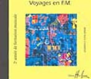 CHARRITAT M.A. VOYAGES EN F.M. 2ME ANNEE CD