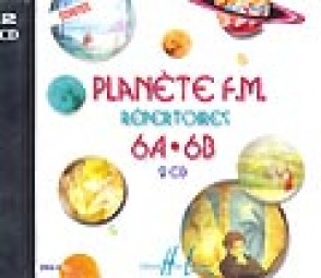 LABROUSSE M. PLANETE F.M. VOL 6 CD ECOUTES