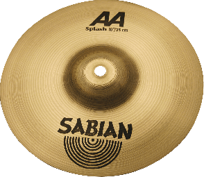 SABIAN AA SPLASH 10
