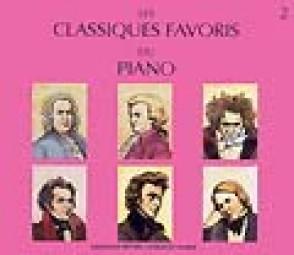 CLASSIQUES FAVORIS DU PIANO VOL 2 CD