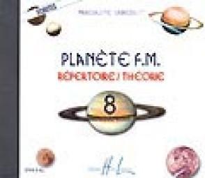 LABROUSSE M. PLANETE F.M. VOL 8 CD ECOUTES