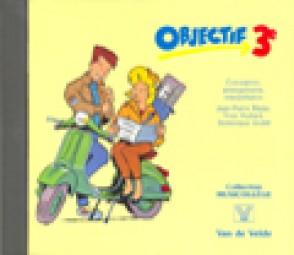 ANDRE D./AUDARD Y./BLAISE J.P. OBJECTIF 3ME CD