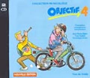 ANDRE D./AUDARD Y./BLAISE J.P. OBJECTIF 4ME CD