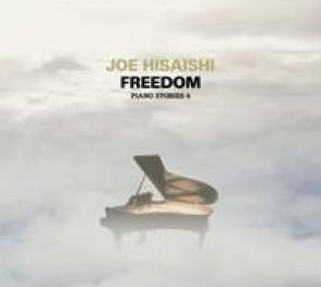 HISAISHI J. PIANO STORIES VOL 4: FREEDOM PIANO
