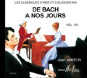 DE BACH A NOS JOURS VOL 4B PIANO CD