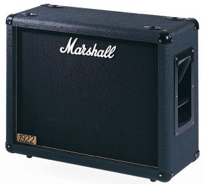 BAFFLE MARSHALL 1922 PAN DROIT 150 WATTS