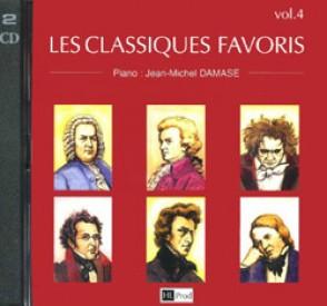 CLASSIQUES FAVORIS DU PIANO VOL 4 CD