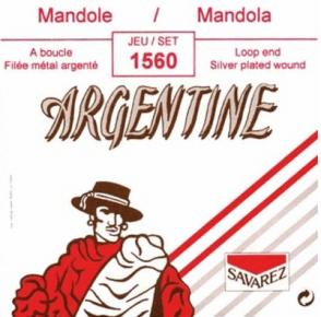 JEU DE CORDES MANDOLE ARGENTINE 1560