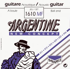 JEU DE CORDES ARGENTINE 1610MF A BOULE