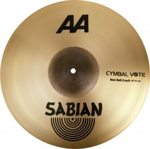 SABIAN AA CRASH 18 RAW BELL - 2180772