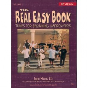 REAL EASY BOOK VOL 1 Bb VERSION
