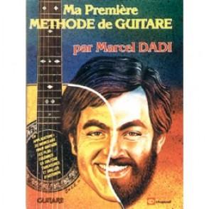 DADI M. MA PREMIERE METHODE GUITARE