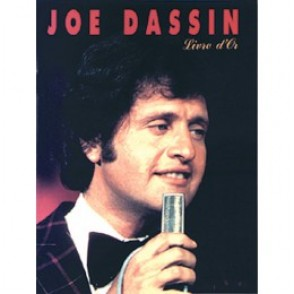 DASSIN JOE LIVRE D OR