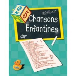CHANSONS ENFANTINES PIANO AVEC PAROLES