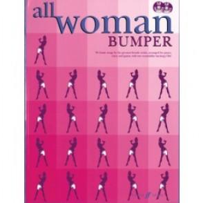 ALL WOMAN BUMPER PIANO CHANT GUITARE