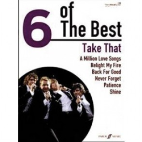 TAKE THAT THE BEST OF PVG