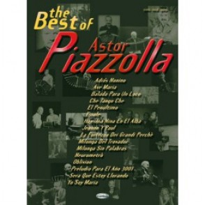 PIAZZOLLA A. THE BEST OF PVG