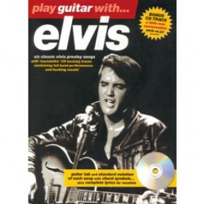 PRESLEY E. PLAY GUITAR WITH