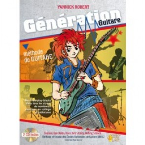 ROBERT Y. GENERATION GUITARE