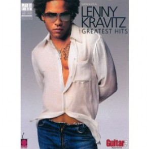 KRAVITZ L. GREATEST HITS GUITARE