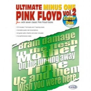 PINK FLOYD ULTIMATE MINUS ONE VOL 2 GUITARE