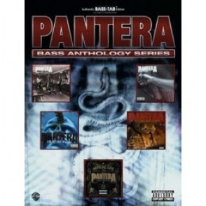 PANTERA BASS ANTHOLOGY SERIES