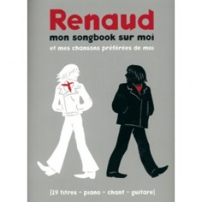 RENAUD MON SONGBOOK SUR MOI PVG