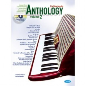 CAPPELLARI A. ANTHOLOGY 2 ACCORDEON