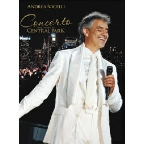 BOCELLI ANDREA NIGHT IN CENTRAL PARK PVG