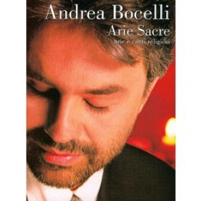 BOCELLI ANDREA ARIE SAVRE PVG
