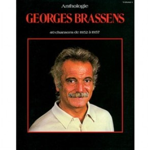 BRASSENS GEORGES ANTHOLOGIE VOL 1 PVG