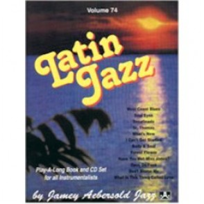 AEBERSOLD VOL 074 LATIN JAZZ
