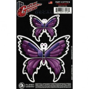 GUITAR TATTOO PLANET WAVES TRIBAL BUTTERFLY GT77018