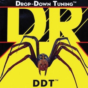 JEU DE CORDES BASSE DR DROP DOWN TUNING DDT-55 55-115