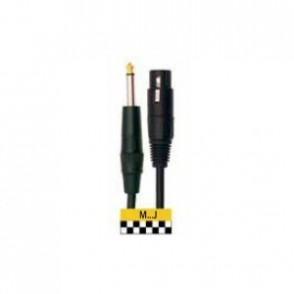 CABLE MICROPHONE YELLOW CABLE M03J