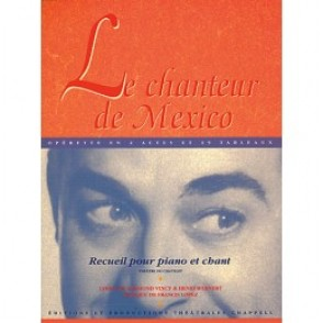 LE CHANTEUR DE MEXICO CHANT